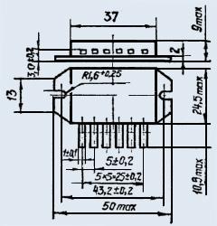Микросхема КМП403ЕН1А
