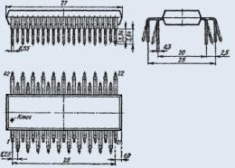Микросхема КР1002ХЛ1
