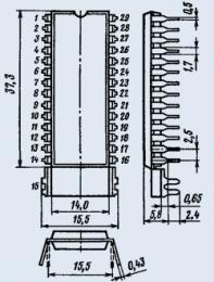 Микросхема КР1005ХА5