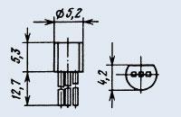 Микросхема КР1064КТ1В