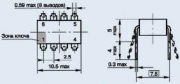 Микросхема КР1064ПП1