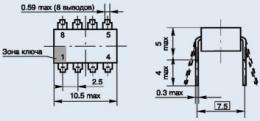 Микросхема КР1087ЕУ1