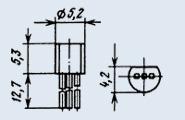 Микросхема КР1125КП3А