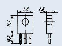 Микросхема КР1157ЕН15В