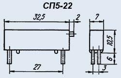 Buy Resistor variable SP5-22 1 4.7K
