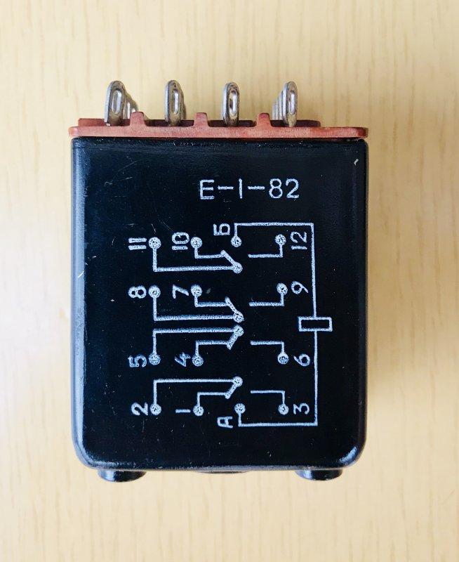 Comprar El relé electromagnético conmutacional ТКЕ54ПОДГ