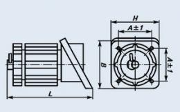 Comprar Los conectadores ВПС160-4В1К de fuerza