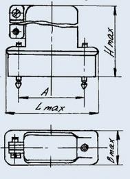 Купить Соединитель низкочастотный прямоугольный РП10-7 ЛУ розетка