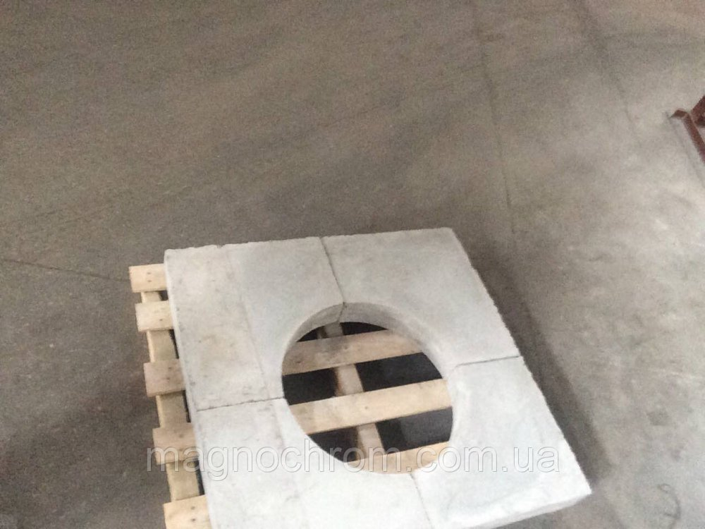 Buy Plate fire-resistant top for induction INDUSTOV-50 furnaces