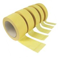 Купить Лента малярная желтая шир.48мм, бухта 20м