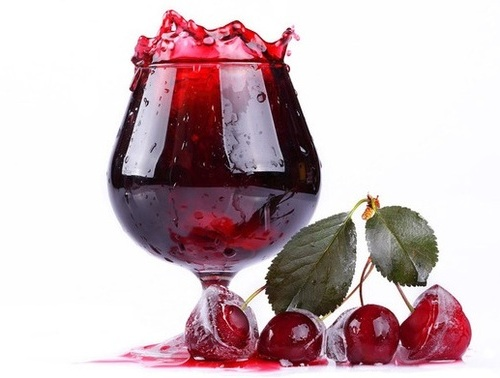 Сироп вишневый