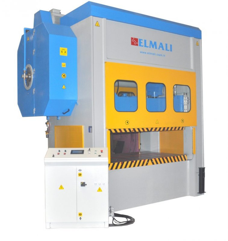 Buy Eccentric press with the N-shaped frame of ELMALI