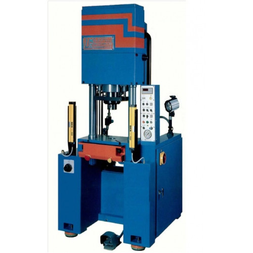 Buy Hydraulic press of 15 tons with the ChPU system of the T.15 2C model