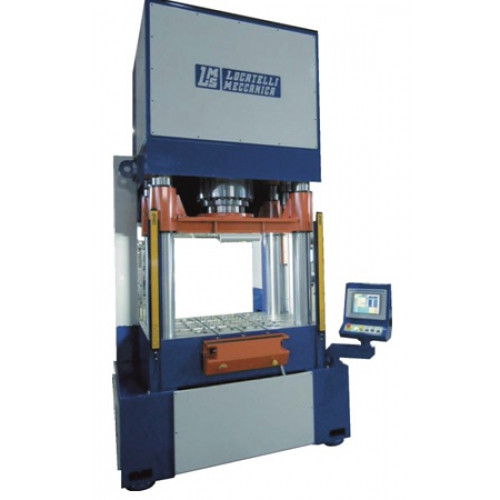 Buy Hydraulic press of 35 tons with the ChPU system the T.35 4CL model