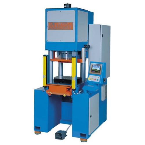 Купить Гидравлический пресс 400 тонн с системой ЧПУ модель Т.400 4С