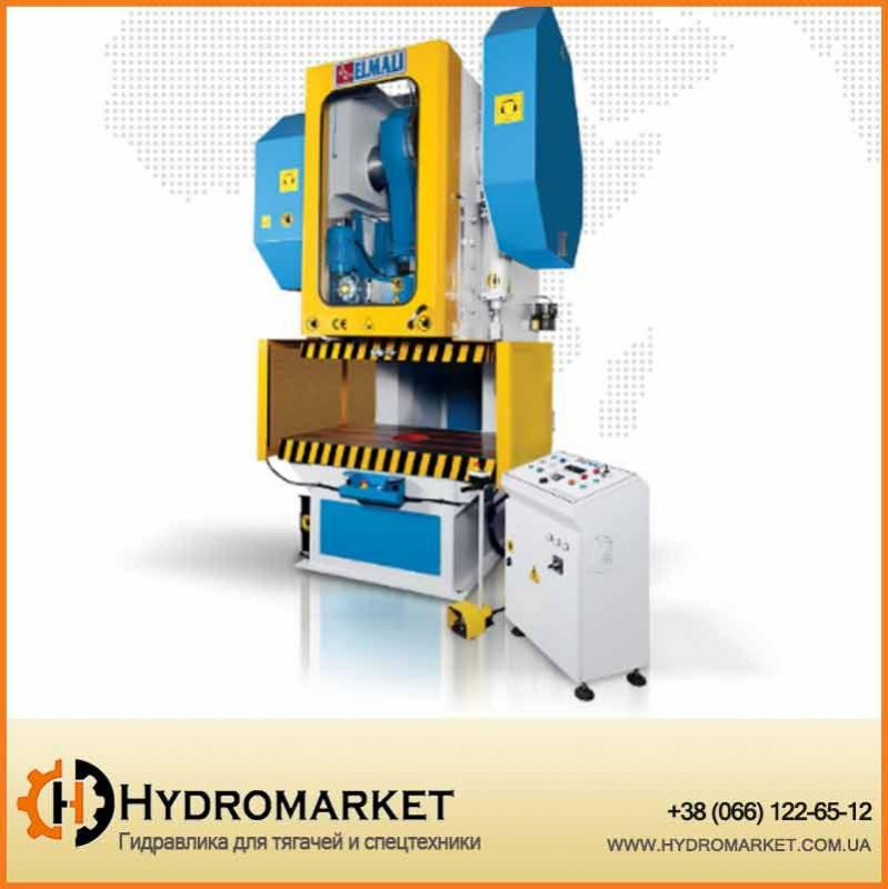 Buy Eccentric press with the With-shaped frame of EEP-PK200