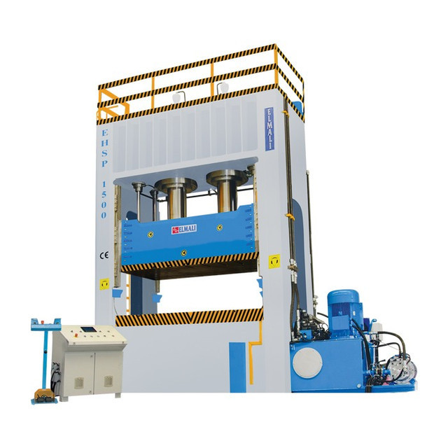 Buy Hydraulic press of double action of Elmali