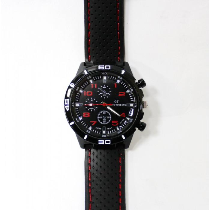 Часы мужские наручные Sanda GT красные