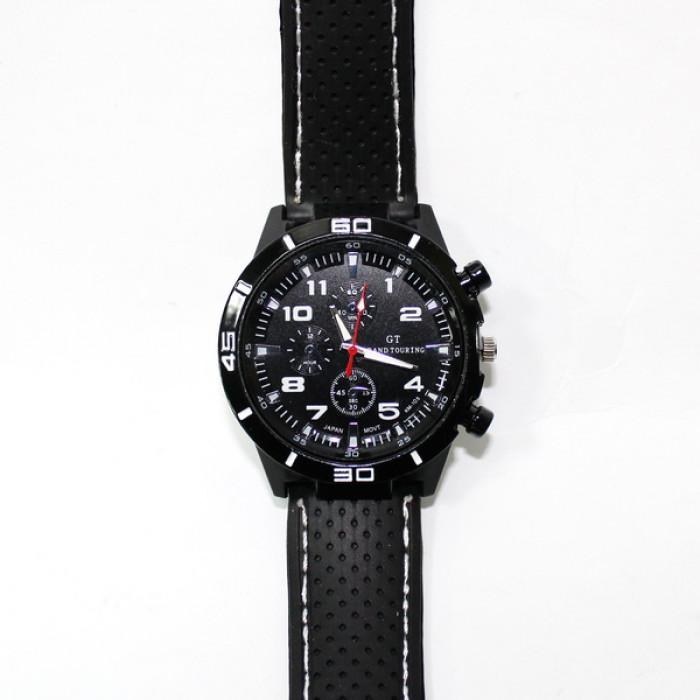 Часы мужские наручные Sanda GT белые