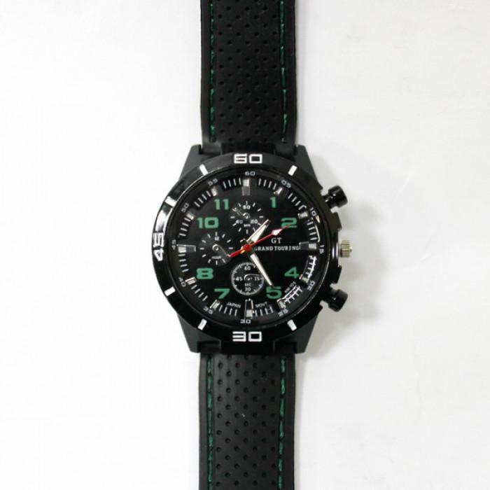 Часы мужские наручные Sanda GT олива