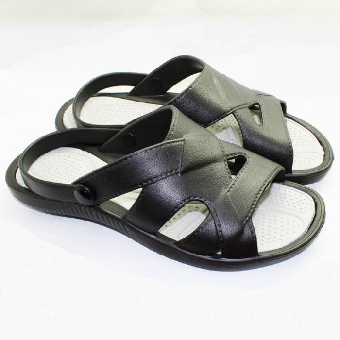 Buy Slates men's Shark with a strap black with gray SLM-07-chs