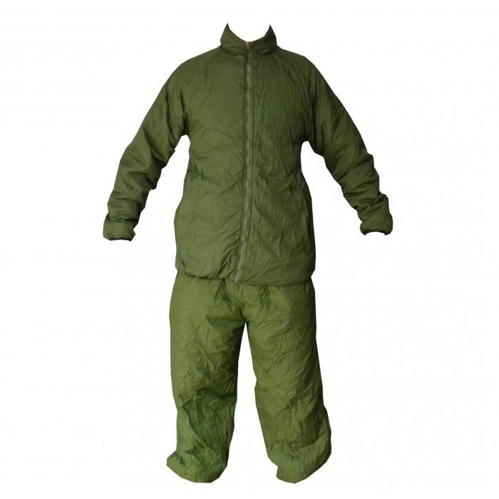 Купить Подстежка зимняя британка для двусторонних штанов и куртки б/у