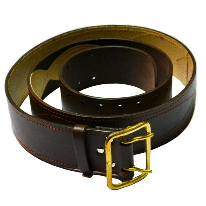 Comprar El cinturón de oficial el correaje con la placa fundida 10001500