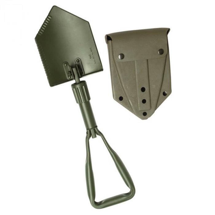 Buy Folding engineer shovel of TRIFOLD Miltek 15520100