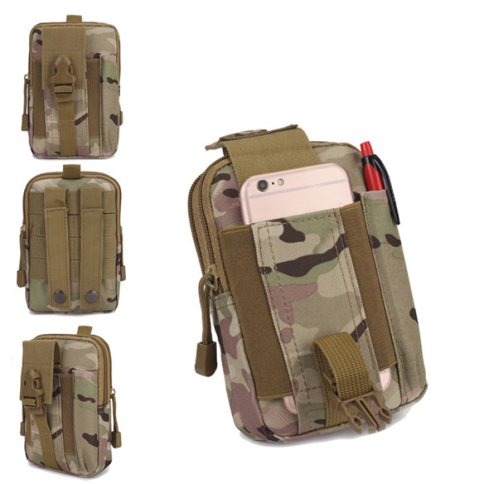 Buy Bag for phone with MOLLE Multicam TGBP024-cp