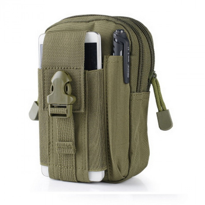 Buy Bag for phone with MOLLE TGBP024-olive olive