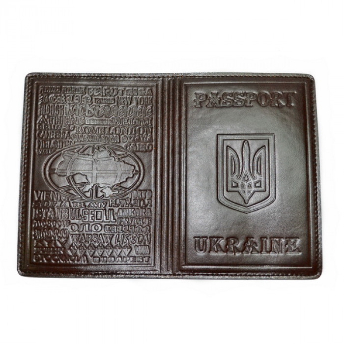 "Buy Cover on the international passport of ""Passport Ukraine"" 10001593"