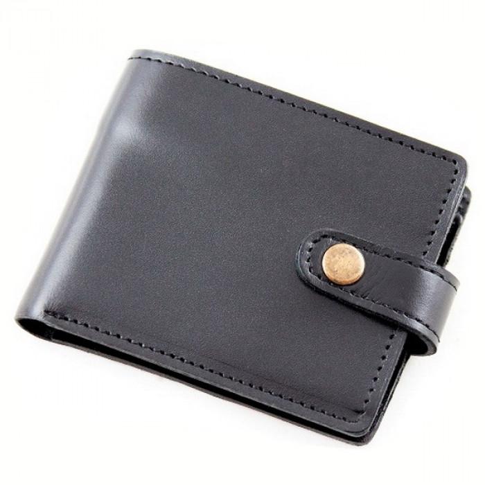 Kup teď Kožená peněženka (černo hnědá)