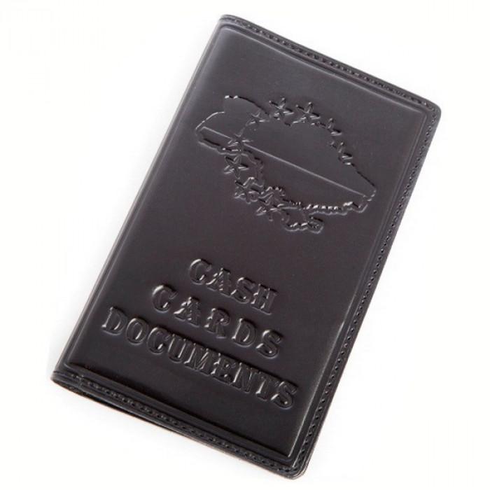 Kup teď Peněženky kožené Suite Ukrajina (černo hnědá)