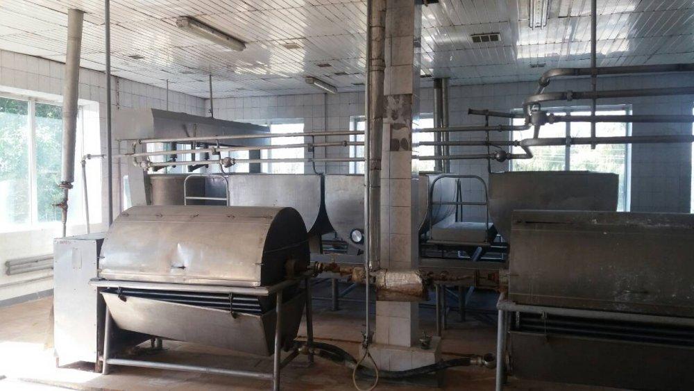 Оборудване за млекопрерабатващата промишленост
