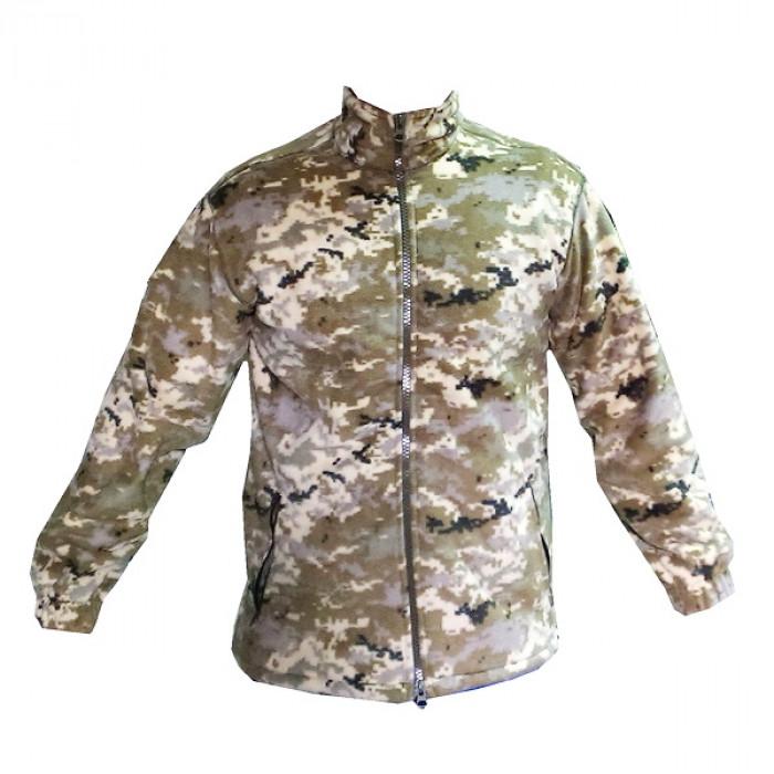 Buy Fleece jacket new Ukrainian camouflage of mm-14 10002083