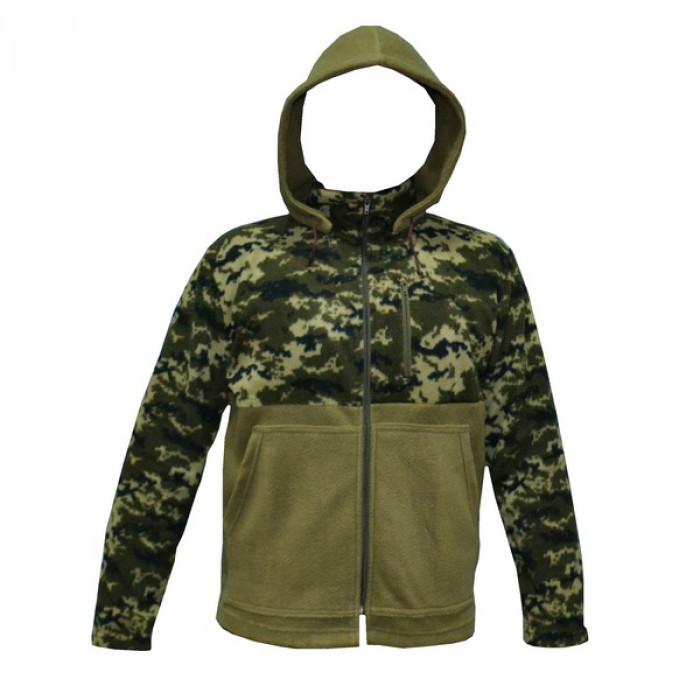 Comprar La blusa flisovaya de las tropas de la defensa de fronteras de Ucrania 10001974