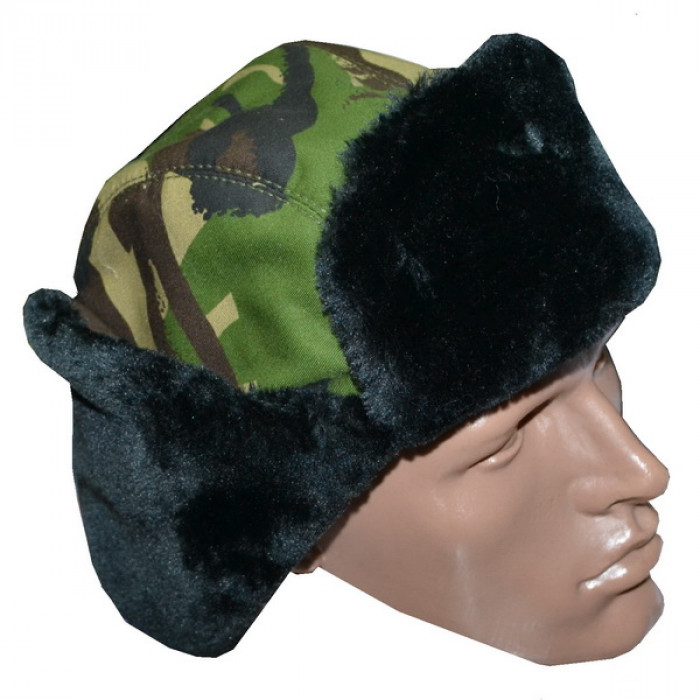 Buy Cap with ear-flaps of NATO of DPM British 10001579