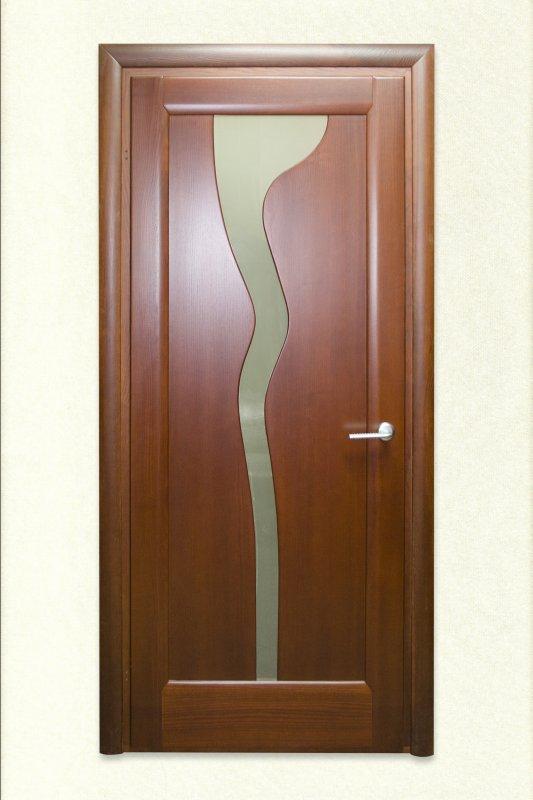 "Межкомнатная дверь ""Ручеёк"""