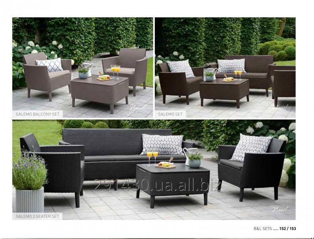 Купить Cадовая мебель Allibert Нидерланды для саду, кафе и ресторанов.