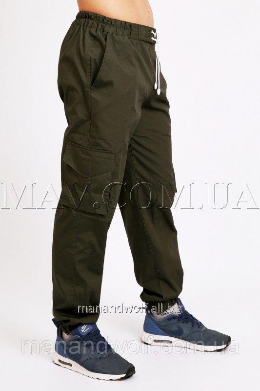 09c8d9d8 Брюки карго cargo мужские милитари олива Ястреб купить в Харькове