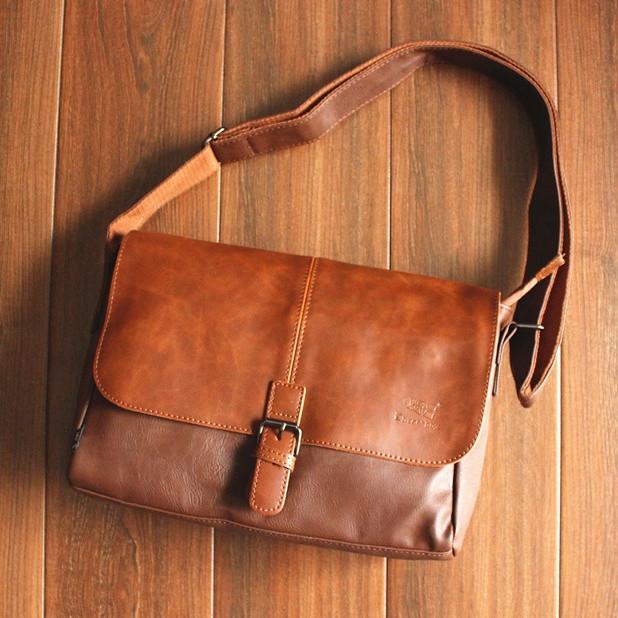 509a1fff8df2 Мужская кожаная сумка, модель 63218 купить в Днепр