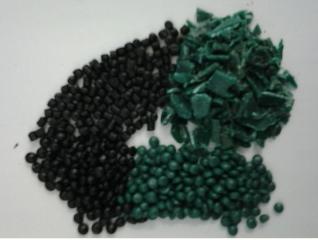 Купить Полипропилен вторичный качественный, гранулы ПНД цветные оптом Киев