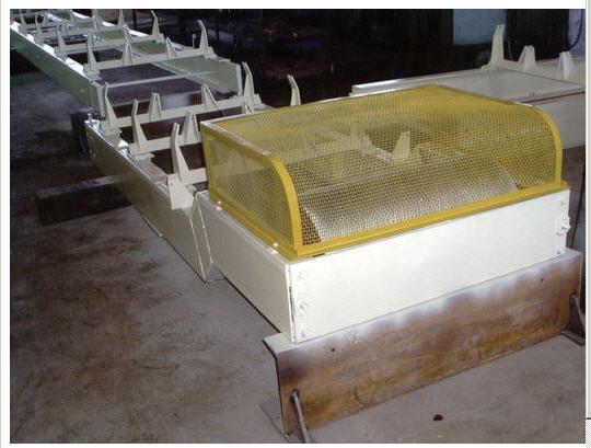 Купить Оборудование для производства кирпича:Конвейеры ленточные для транспортирования сыпучих материалов, Завод Строммашина