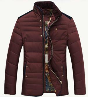 Купить Зимняя мужская куртка, модель 6174