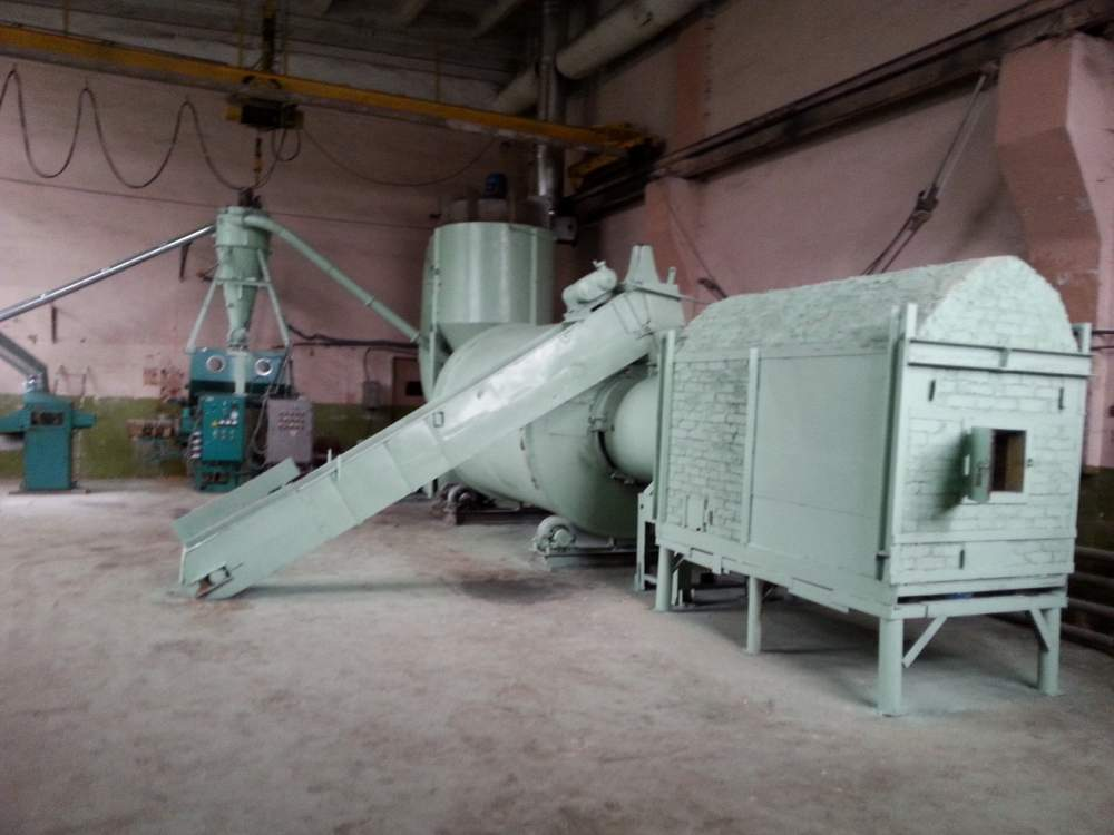 Buy ABM 065 drum dryer