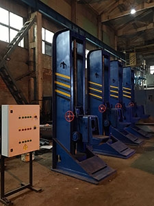 Купить Домкраты тепловозные (локомотивные) стационарные ДТ-30 и ДТ-40