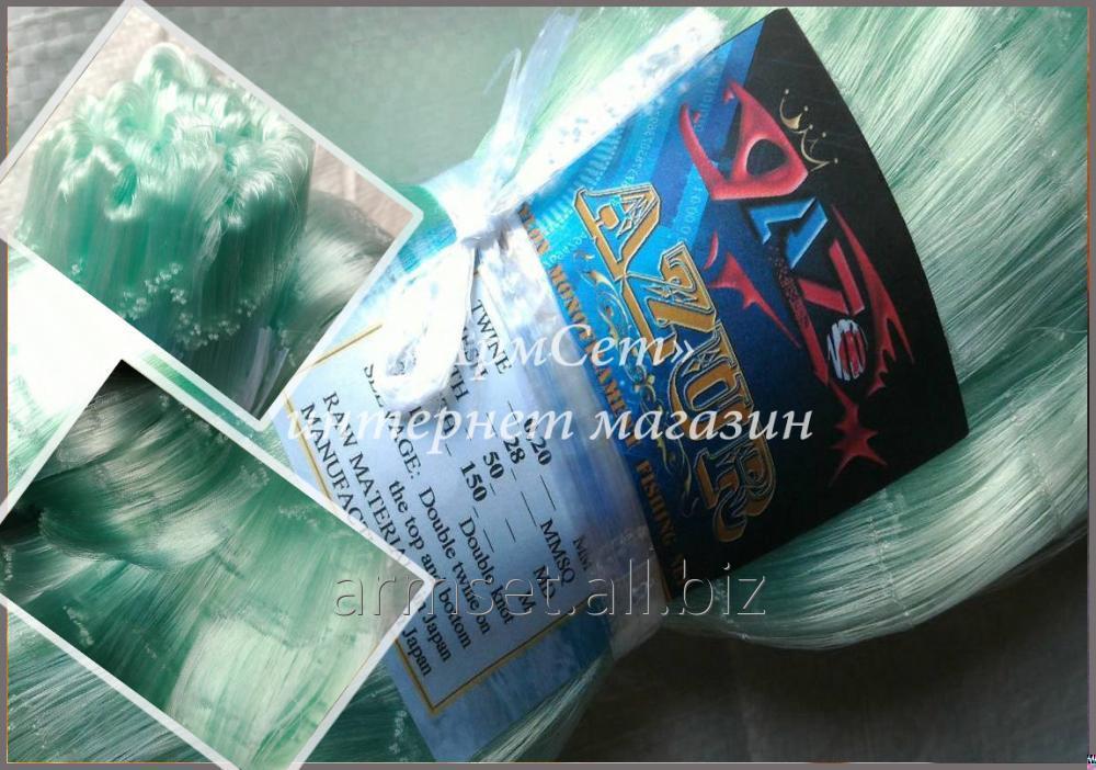 Купить Азур 28х0,20х50х150 сетеполотно. Нейлон 100%