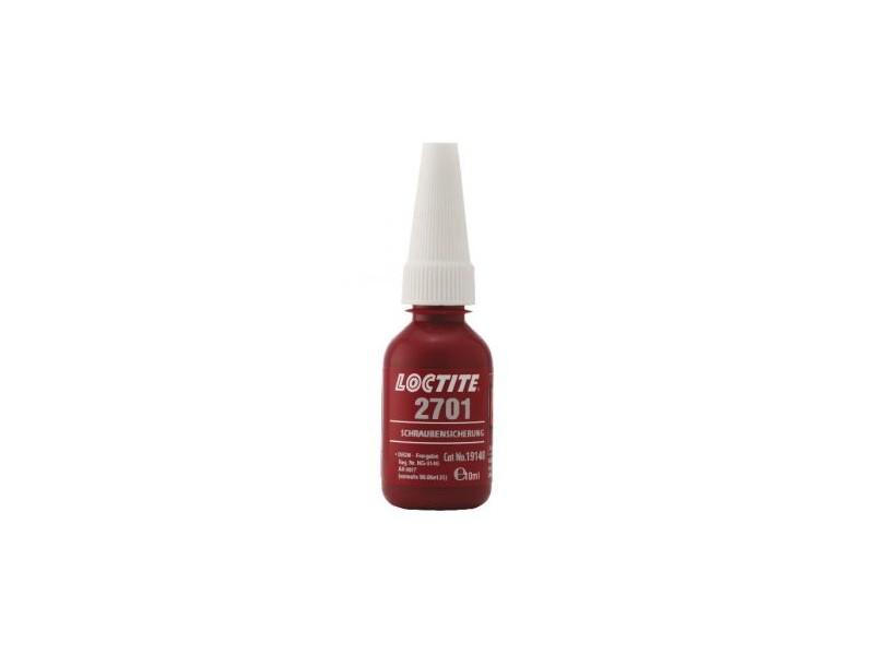 Резьбовой фиксатор высокой прочности Loctite 2701