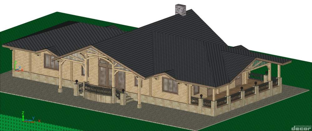 Progetti degli edifici
