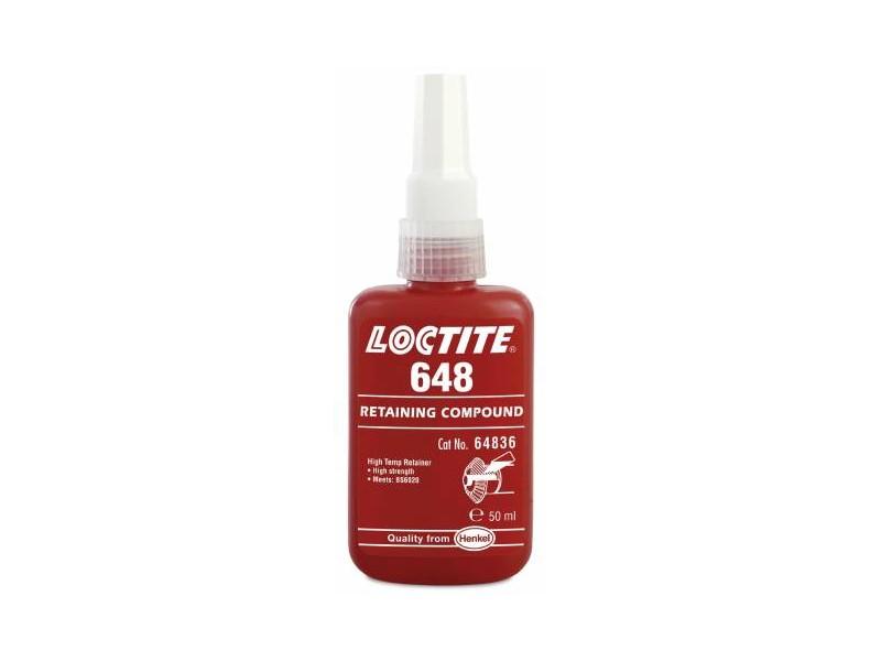 Герметик анаэробный Loctite 648